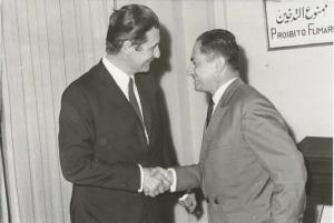 Roger Khawam & Bernard Bothmer