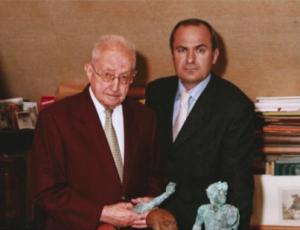Roger et Bertrand Khawam 2000