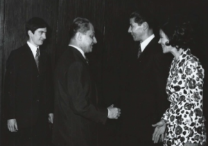 Roland et Roger Khawam