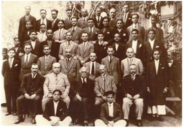 Institut français d'archéologie orientale Le Caire 1938